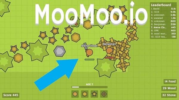 Moo Moo Io With Cheats Ww Kr Ua