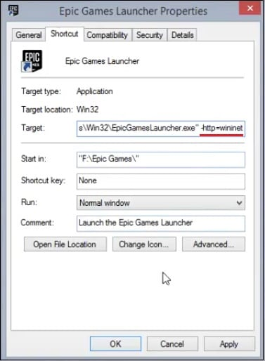 Epic Games Launcher It Seems That There Are Problems With The Network Connection Ww Kr Ua